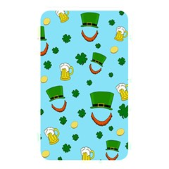 St  Patrick s Day Pattern Memory Card Reader by Valentinaart
