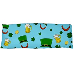 St  Patrick s Day Pattern Body Pillow Case Dakimakura (two Sides)