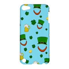 St  Patrick s Day Pattern Apple Ipod Touch 5 Hardshell Case by Valentinaart