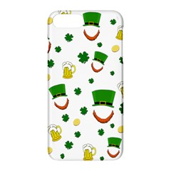 St  Patrick s Day Pattern Apple Iphone 7 Plus Hardshell Case by Valentinaart