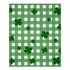 Clover Pattern Shower Curtain 60  X 72  (medium)  by Valentinaart
