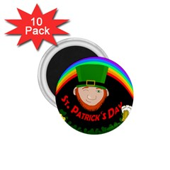 St  Patrick s Day 1 75  Magnets (10 Pack)  by Valentinaart