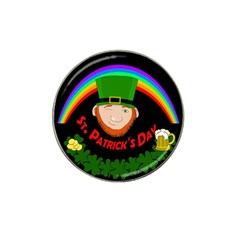 St  Patrick s Day Hat Clip Ball Marker (4 Pack) by Valentinaart