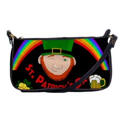 St  Patrick s Day Shoulder Clutch Bags by Valentinaart