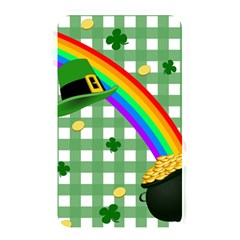 St  Patrick s Day Rainbow Memory Card Reader by Valentinaart