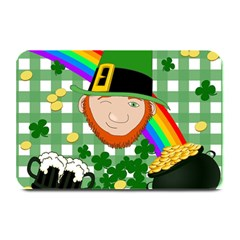 Lucky Irish Plate Mats by Valentinaart