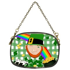 Lucky Irish Chain Purses (two Sides)  by Valentinaart