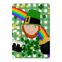 Lucky Irish Samsung Galaxy Tab Pro 10 1 Hardshell Case by Valentinaart