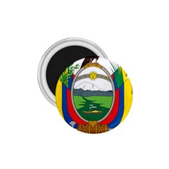 Coat Of Arms Of Ecuador 1 75  Magnets by abbeyz71