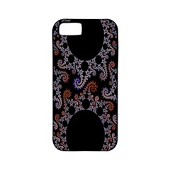 Fractal Complexity Geometric Apple Iphone 5 Classic Hardshell Case (pc+silicone)