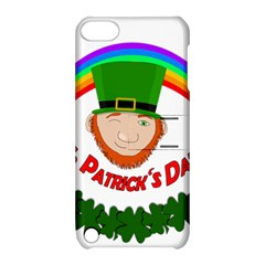 St  Patrick Apple Ipod Touch 5 Hardshell Case With Stand by Valentinaart