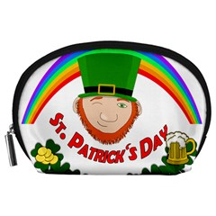 St  Patrick Accessory Pouches (large)  by Valentinaart