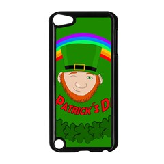 St  Patrick s Day Apple Ipod Touch 5 Case (black) by Valentinaart