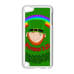 St  Patrick s Day Apple Ipod Touch 5 Case (white) by Valentinaart