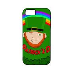 St  Patrick s Day Apple Iphone 5 Classic Hardshell Case (pc+silicone)