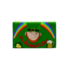 St  Patrick s Day Cosmetic Bag (xs)