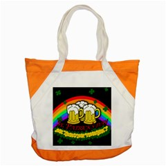 Beer Mugs Accent Tote Bag by Valentinaart