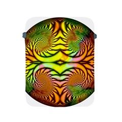 Fractals Ball About Abstract Apple Ipad 2/3/4 Protective Soft Cases