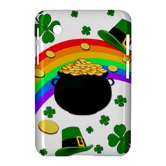 Good Luck Samsung Galaxy Tab 2 (7 ) P3100 Hardshell Case  by Valentinaart