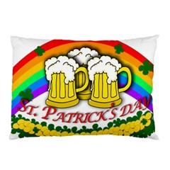 Beer Pillow Case by Valentinaart