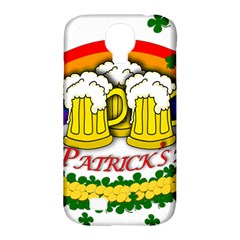 Beer Samsung Galaxy S4 Classic Hardshell Case (pc+silicone) by Valentinaart