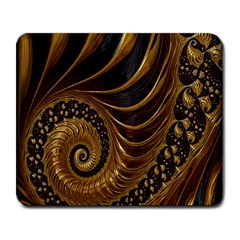 Fractal Spiral Endless Mathematics Large Mousepads by Nexatart