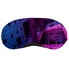 Fractals Geometry Graphic Sleeping Masks