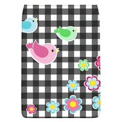 Cute Spring Pattern Flap Covers (s)  by Valentinaart