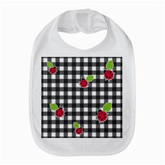 Ladybugs Plaid Pattern Amazon Fire Phone by Valentinaart