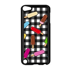 Ice Cream Kingdom  Apple Ipod Touch 5 Case (black) by Valentinaart