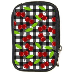 Cherry Kingdom  Compact Camera Cases by Valentinaart