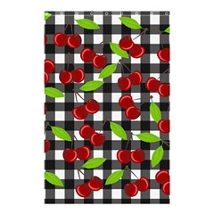 Cherry Kingdom  Shower Curtain 48  X 72  (small)  by Valentinaart
