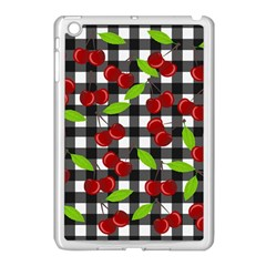 Cherry Kingdom  Apple Ipad Mini Case (white) by Valentinaart