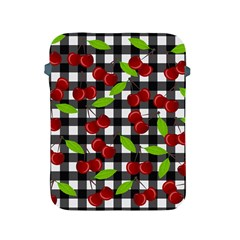 Cherry Kingdom  Apple Ipad 2/3/4 Protective Soft Cases by Valentinaart