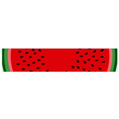 Watermelon Flano Scarf (small) by Valentinaart