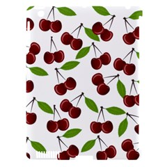 Cherry Pattern Apple Ipad 3/4 Hardshell Case (compatible With Smart Cover) by Valentinaart