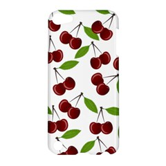 Cherry Pattern Apple Ipod Touch 5 Hardshell Case by Valentinaart