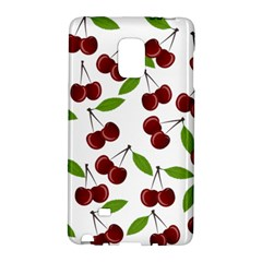 Cherry Pattern Galaxy Note Edge by Valentinaart