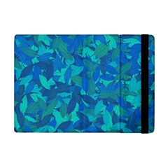 Blue Autumn Ipad Mini 2 Flip Cases by Valentinaart
