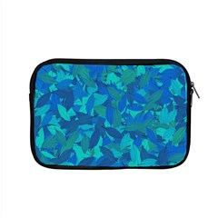 Blue Autumn Apple Macbook Pro 15  Zipper Case by Valentinaart