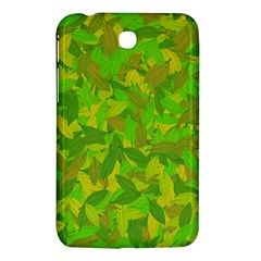 Green Autumn Samsung Galaxy Tab 3 (7 ) P3200 Hardshell Case  by Valentinaart