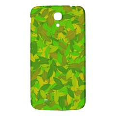 Green Autumn Samsung Galaxy Mega I9200 Hardshell Back Case by Valentinaart