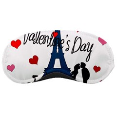 Valentine s Day   Paris Sleeping Masks