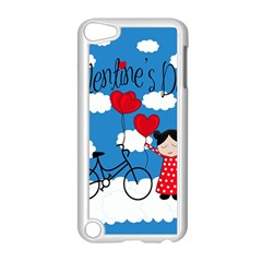 Girls Daydream Apple Ipod Touch 5 Case (white) by Valentinaart
