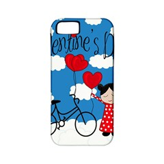 Girls Daydream Apple Iphone 5 Classic Hardshell Case (pc+silicone) by Valentinaart