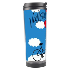Girls Daydream Travel Tumbler by Valentinaart