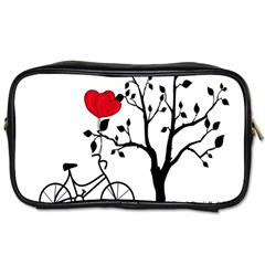 Love Hill Toiletries Bags 2 Side by Valentinaart