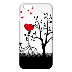 Love Hill Iphone 6 Plus/6s Plus Tpu Case by Valentinaart