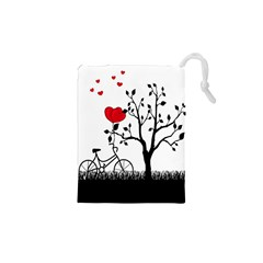 Love Hill Drawstring Pouches (xs)