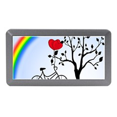 Love Hill   Rainbow Memory Card Reader (mini)